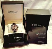 MINT CONDITION TAG HEUER FORMULA 1 CALIBRE 16 AUTOMATIC CHRONOGRAPH WATCH 3200.00 NEW
