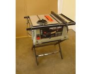 "TABLE SAW, 10"" DOUBLE INSULATED BENCH TOP ..."