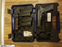 For Sale: Used: Full size MMP 9mm