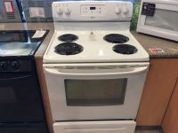 Kenmore White Range Stove Oven - USED