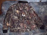 Mossy Oak Camo Jacket Waterproof Jacket 3X Camo Hunting Coat