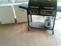 Whirlpool Washer and Dryer  Propane Barbeque Pit