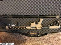 "For Sale: Colt Competition Series CRX-16SE Gen II Special Edition Marksman 5.56x45mm NATO/.223 Rem 16"" Semi-Auto AR-15 Rifle in FDE"