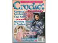 Crochet Fantasy Magazine April 1998 Number 122 with All