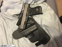 For Sale: Glock 43, tritium night sights, stippled