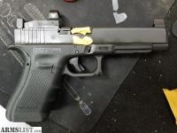 For Sale: Glock 34 MOS Gen 4 with extras