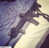 For Trade: AR15 Trade for AR Pistol