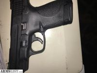 For Trade: M&P shield 9mm brand new