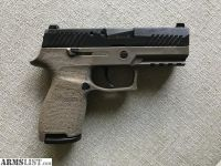 For Sale: Sig P320 Compact 9mm