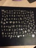 100 charms for $20