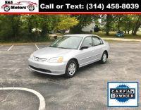 2003 Honda Civic LX 4dr Sedan w/Side Airbags