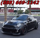 2012 MINI Cooper Coupe John Cooper Works 2dr Coupe