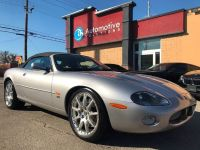 2003 Jaguar XKR Base 2dr Supercharged Convertible