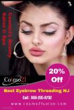 Up to 20%off on Eyebrow Threading and Waxing NJ