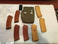 For Sale: AK74 mags