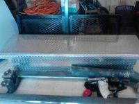 Diamond Plate Truck Tool Box