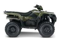 2015 Suzuki KingQuad 500AXi Utility ATVs Ebensburg, PA