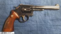 For Sale: S&W K38 Model 14 38spl