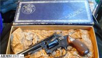 For Sale: S&W 22/32 pre-34 I frameflat latch blue box