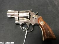 For Sale: Smith & Wesson 15-4 Nickel