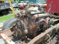 Buy 1962 Lincoln/truck y block engine motorcycle in Carmi, Illinois, United States