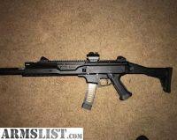 For Sale: CZ Scorpion Evo S1