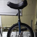 16in. Kids Torker Unicycle with Stand & Manual