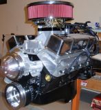 Purchase CHEVY 350 / 430 HORSE COMPLETE CRATE ENGINE / PRO-BUILT /NEW 305 327 383 400 454 motorcycle in Wittmann, Arizona, United States, for US $4,690.00