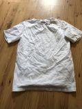 Plain white shirt - size 16 - boys or girls - porch pick up only