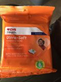 Ultra-soft cleansing wipes New!