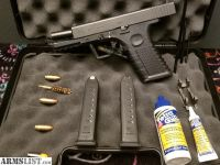 For Sale: Glock 17 (Ghost Gun) unregistered