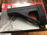 For Sale/Trade: sob pistol stabilization brace