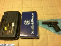 For Sale: 9MM S&W