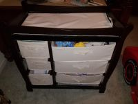 Changing Table w/ storage