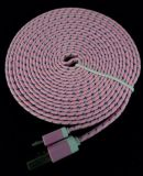10ft Pink Android charging cords