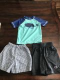 Size 2T summer shorts and swim top