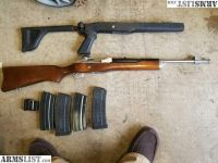 For Sale: *PRICE DROP* Ruger Mini 14 with extras