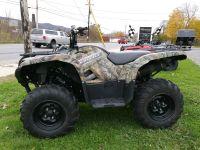 2012 Yamaha Grizzly 700 FI Auto. 4x4 EPS Utility ATVs Adams, MA