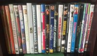 Movies dvds