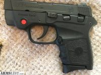 For Sale/Trade: S&W Bodyguard 380 with Chrimson Trace Laser