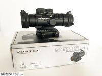 For Sale: Vortex Spitfire 3X