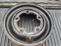 2 Old Early VW Wide5 Type3 Smoothie Wheel