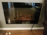 Wall Mounting Electric Fireplace