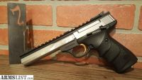 For Sale: Browning Buck Mark Contour Stainless 22LR $530