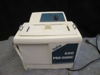 Pro-Sonic 600 Ultrasonic Instrument Cleaner RTR# 6123768-05