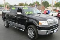 2007 Lincoln MARK LT 4DR CREW CAB 4X4