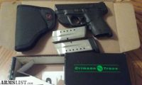 For Sale/Trade: M&P shield with laser