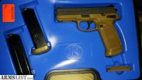 For Sale/Trade: FN FNX .45