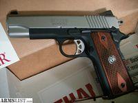 For Sale/Trade: Ruger SR 1911 Lightweight Commander/