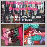Boutique clothing stop and shop